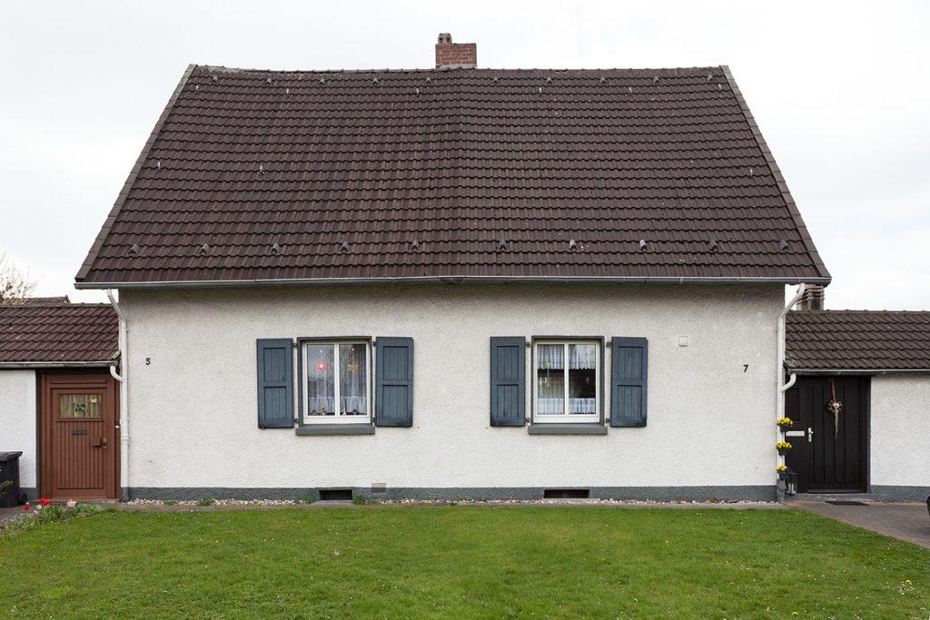 Arbeitersiedlung Dahlhauser Heide, Bochum