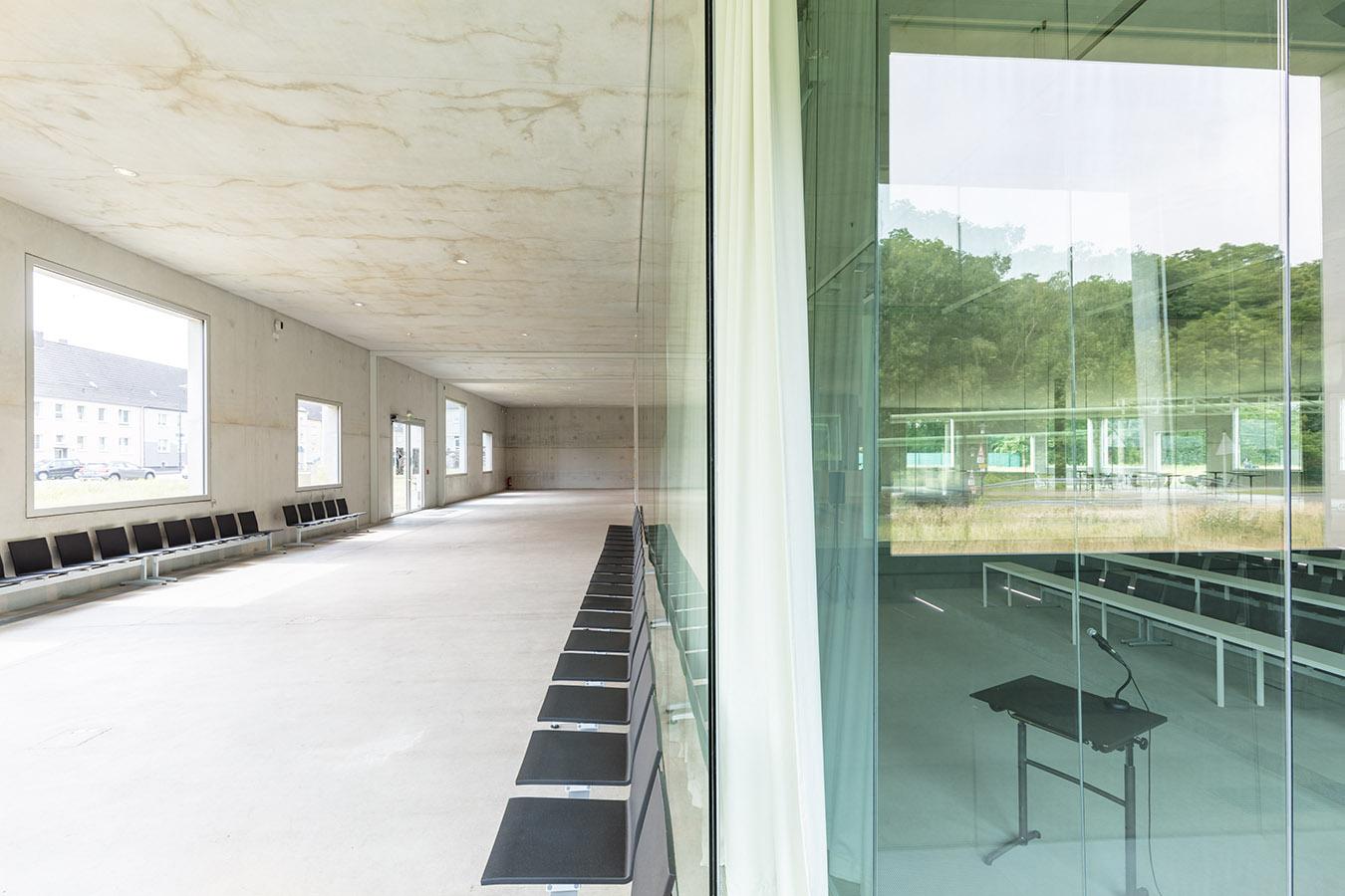Folkwang Universität der Künste, Campus Welterbe Zollverein, SANAA-Gebäude