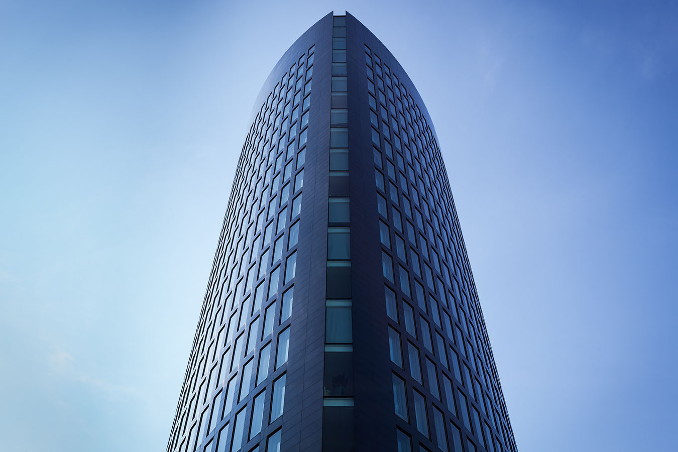 Architekturfotografie: RWE Tower, Dortmund