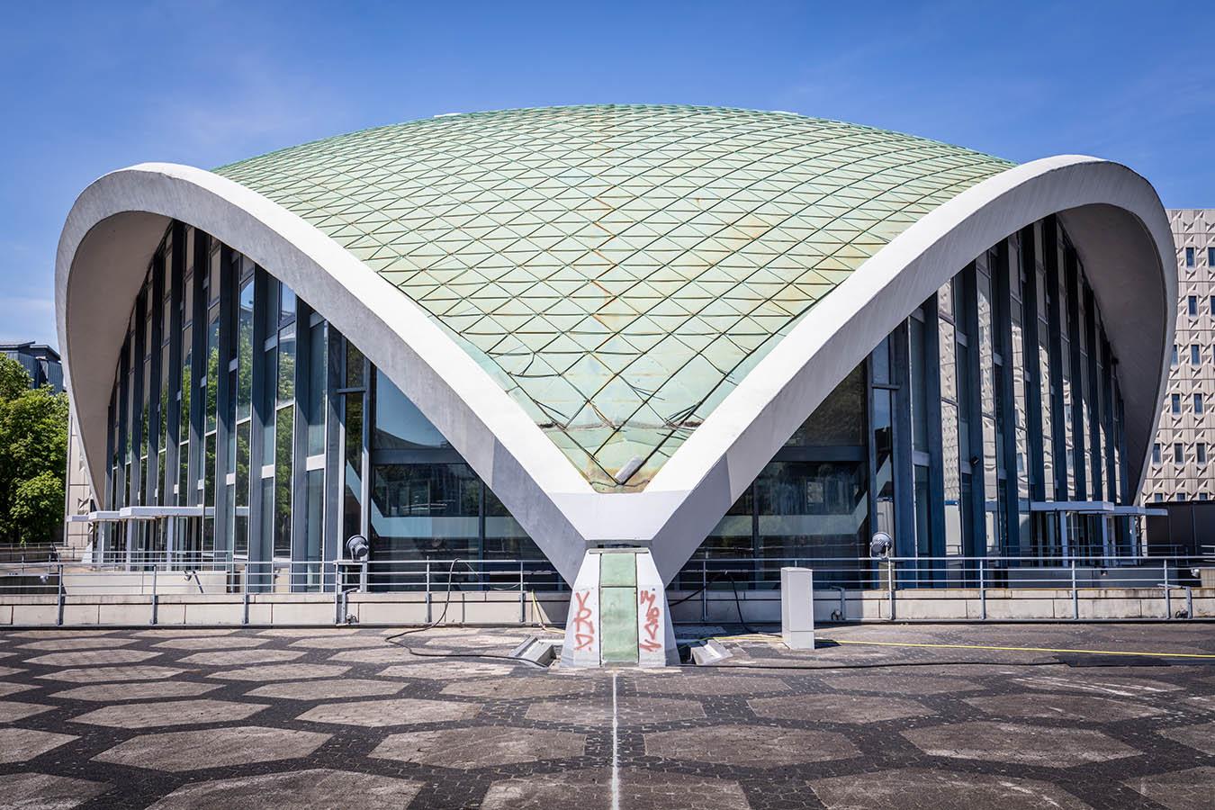 Architekturfotografie: Theater- und Opernhaus Dortmund