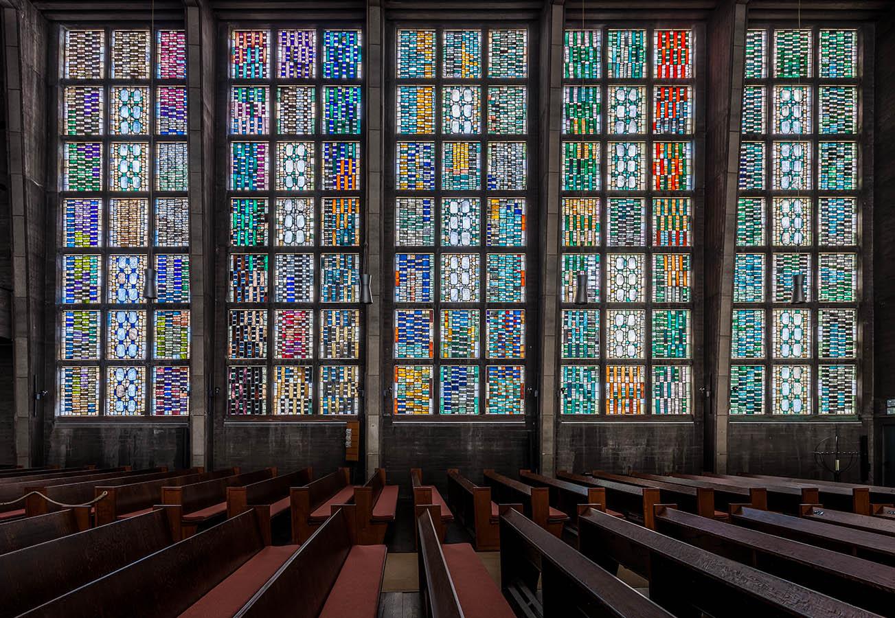 Architekturfotografie: St. Nikolai-Kirche, Dortmund