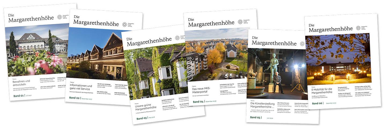 Magazin Margarethe Krupp Stiftung